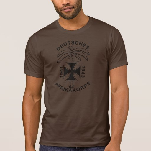 Deutsches Africa corps ROOF T Shirts