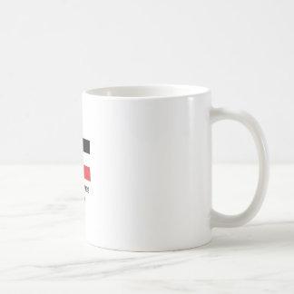 deutsches reich.ai basic white mug