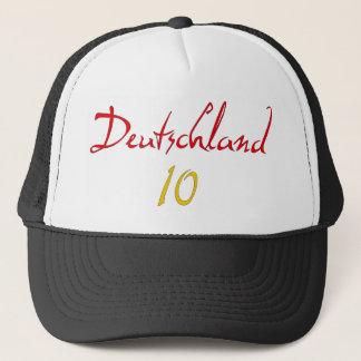 Deutschland 10! trucker hat