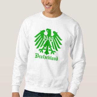 Deutschland 1949 German Eagle Emblem Sweatshirt