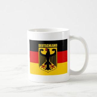 Deutschland 2 basic white mug