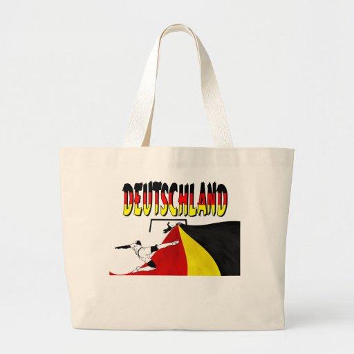 Deutschland Canvas Bag