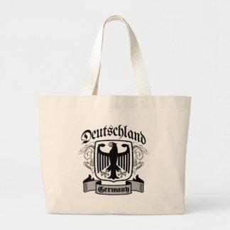 Deutschland Canvas Bags