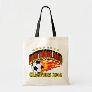 Deutschland Champions Canvas Bag