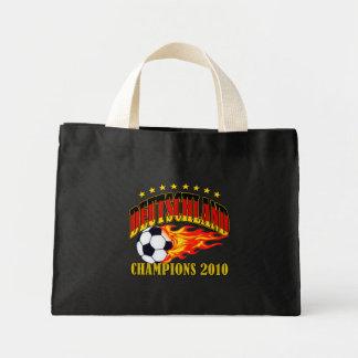 Deutschland Champions Canvas Bags