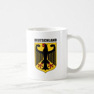 Deutschland Coat of Arms Basic White Mug