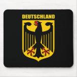 Deutschland Coat of Arms Mousepad