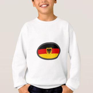 Deutschland cool flag design! shirt
