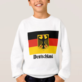 Deutschland Eagle Flag Sweatshirt