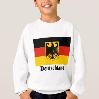 Deutschland Eagle Flag Tee Shirts