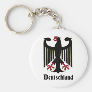 Deutschland Eagle Key Ring