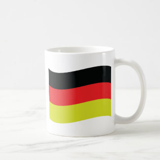 Deutschland Fahne icon Coffee Mug