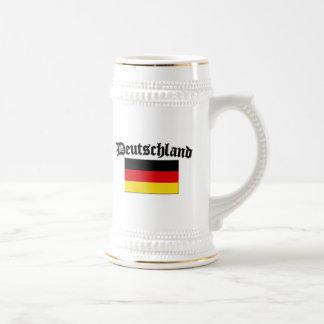 Deutschland Flag 1 Beer Steins