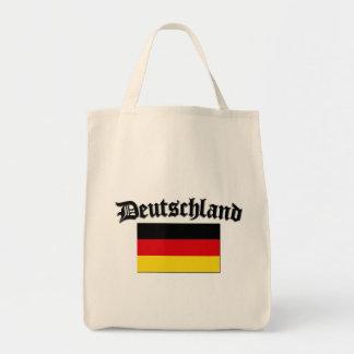 Deutschland Flag 1 Tote Bag