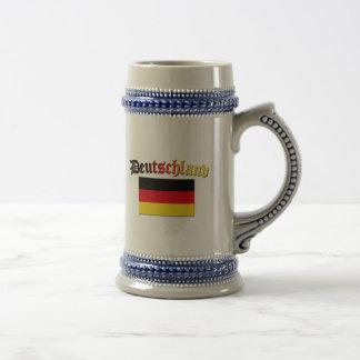 Deutschland Flag 2 Beer Steins