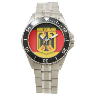 Deutschland Flag & Coat of Arms Watch