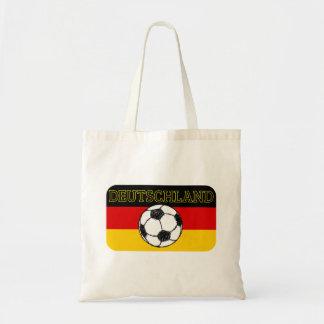 DEUTSCHLAND FLAG FOOTBALL BAG