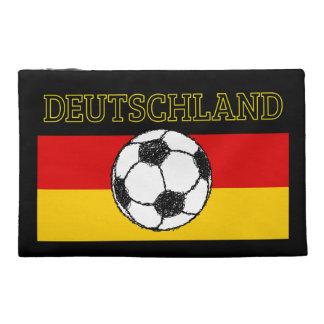 DEUTSCHLAND FLAG | FOOTBALL TRAVEL ACCESSORIES BAG