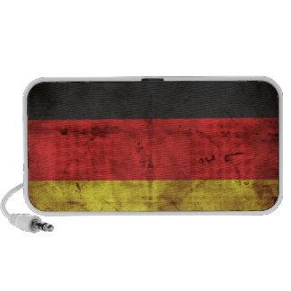 Deutschland Flagge Travel Speakers