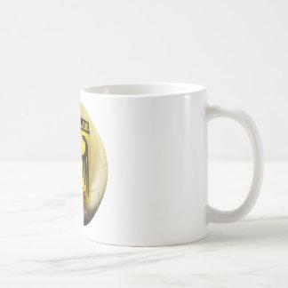 Deutschland Football Basic White Mug