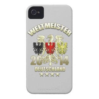 Deutschland Fussball Adler Flagge 2014 Weltmeister iPhone 4 Covers
