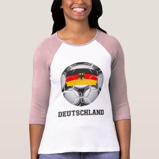 Deutschland Fußball / T Shirt