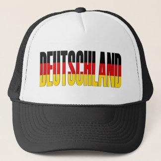 Deutschland German Flag Hat