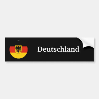 Deutschland(Germany ) Bumper sticker