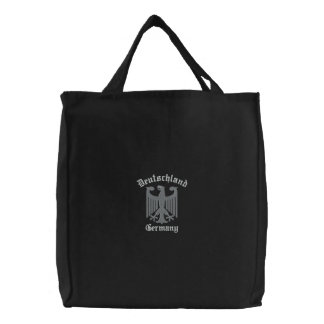 Deutschland Germany Embroidered Bag Bag