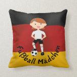Deutschland Germany Fußball Mädchen 3
