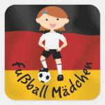 Deutschland Germany Fußball Mädchen 3 v2