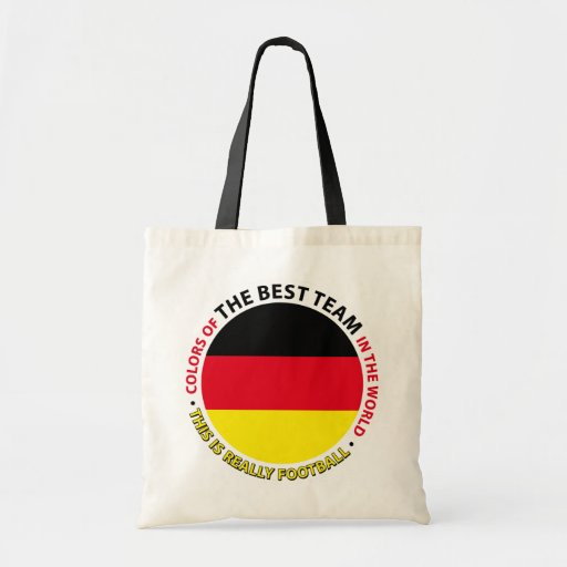 Deutschland-Germany-Germany Art Shield Canvas Bags