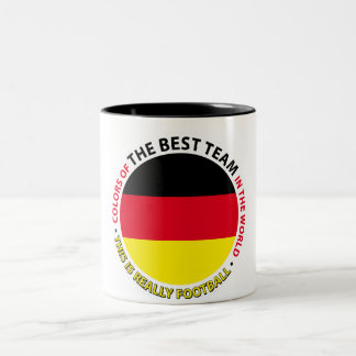 Deutschland-Germany-Germany Art Shield Mugs