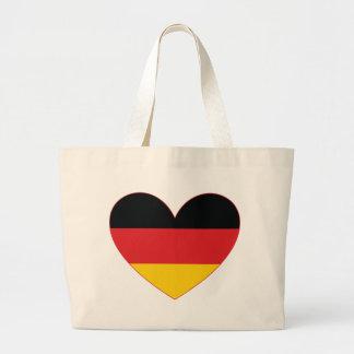 Deutschland / Germany Jumbo Tote Bag