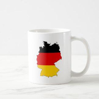 Deutschland, Germany Basic White Mug