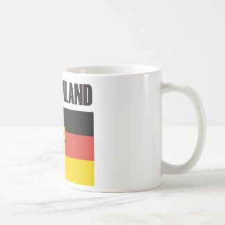 Deutschland & Germany Products and Designs! Basic White Mug