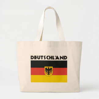 Deutschland Germany Products & Designs! Jumbo Tote Bag