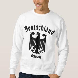 DEUTSCHLAND GERMANY PULLOVER SWEATSHIRTS