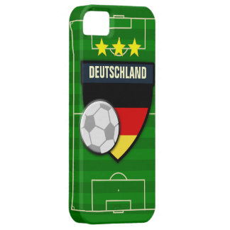 Deutschland Germany Soccer iPhone 5 Cases