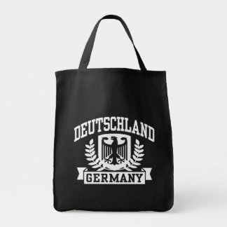 Deutschland Grocery Tote Bag