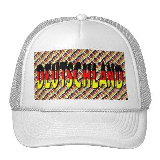 Deutschland Mesh Hat
