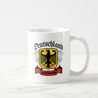 Deutschland Coffee Mugs