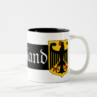 Deutschland Coffee Mugs