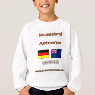 Deutschland, Neuseeland Sweatshirt