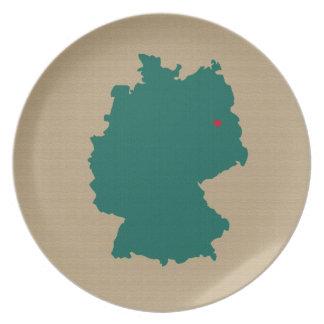 Deutschland Flacher Teller