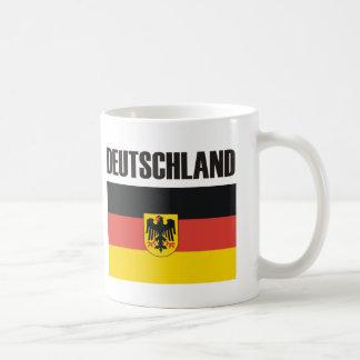 Deutschland Products & Designs! Basic White Mug