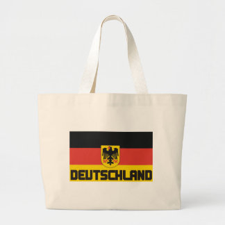Deutschland Products & Designs! Large Tote Bag