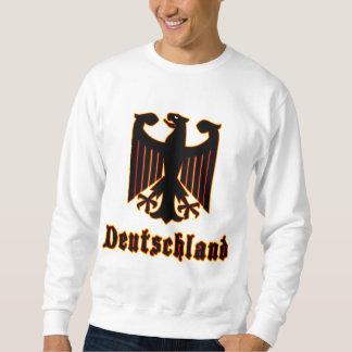 Deutschland Pull Over Sweatshirt