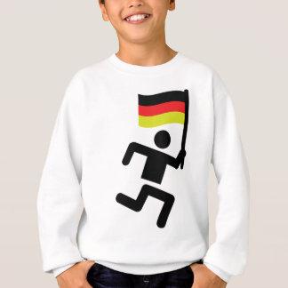 Deutschland runner icon t shirt