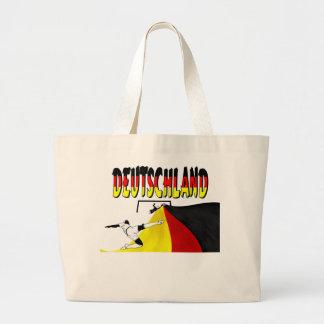 Deutschland Tote Bags